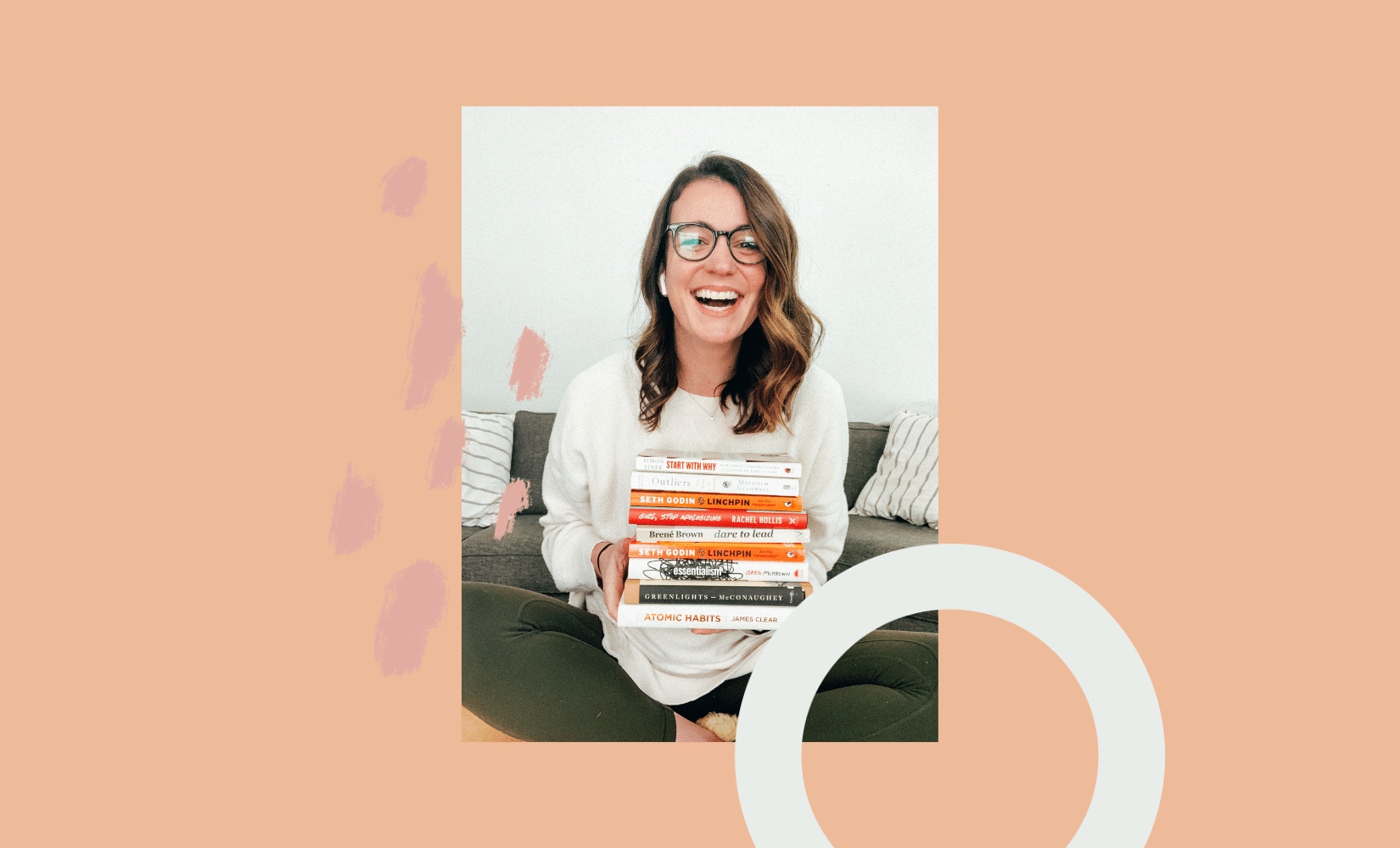 Personal Development Books for Women: A Running List + Review of My Reads